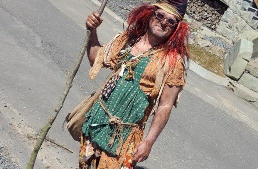 Belhání čarodějnic na Lysou – 1.5.2017